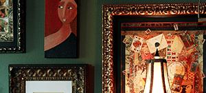 Malerier & billeder
